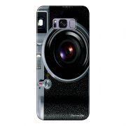 Capa Personalizada para Samsung Galaxy S8 G950 Câmera Fotográfica - TX51