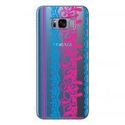 Capa Personalizada para Samsung Galaxy S8 G955 Renda - TP286