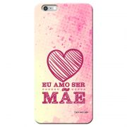 Capa Personalizada para Apple Iphone 6 Plus 6s Plus Dia das Mães - DM11