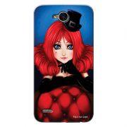 Capa Personalizada para LG K10 Power M320TV Moulin Rouge - DE05