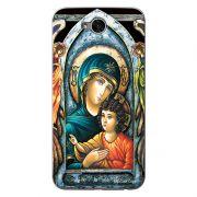 Capa Personalizada para  LG K10 Power M320TV Maria mãe de Jesus - RE15