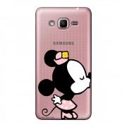 Capa Personalizada para Samsung Galaxy J2 Prime Dia dos Namorados - NR01