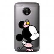 Capa Personalizada para Motorola Moto G5 Dia dos Namorados - NR01