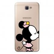 Capa Personalizada para Samsung Galaxy J5 Prime Dia dos Namorados - NR01
