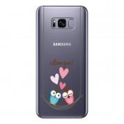 Capa Personalizada para Samsung Galaxy S8 G950 Dia dos Namorados - NR04