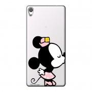 Capa Personalizada para Sony Xperia XA Dia dos Namorados - NR01