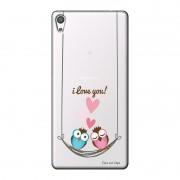 Capa Personalizada para Sony Xperia XA Dia dos Namorados - NR04