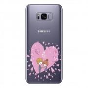 Capa Personalizada para Samsung Galaxy S8 G950 Noivas - NV02