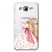 Capa Personalizada para Samsung Galaxy J5 J500 Noivas - NV09