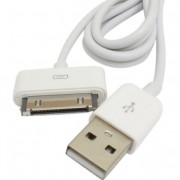 Cabo de Dados Lightning Apple iPhone 2G 3G 4 4S iPod