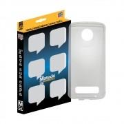 Capa TPU Transparente Motorola Moto Z2 Play