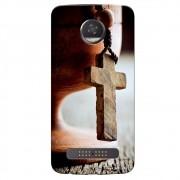 Capa Personalizada para Motorola Moto Z2 Play XT1710 Terço - RE03