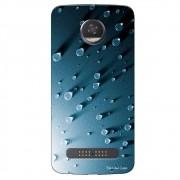 Capa Personalizada para Motorola Moto Z2 Play XT1710 Gotas D'Água - TX23