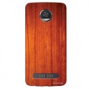 Capa Personalizada para Motorola Moto Z2 Play XT1710 Madeira Verniz - TX45
