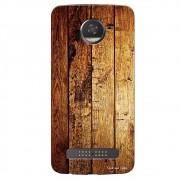 Capa Personalizada para Motorola Moto Z2 Play XT1710 Madeira - TX59