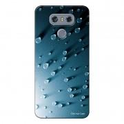 Capa Personalizada para LG G6 H870 Gotas D´Água - TX23