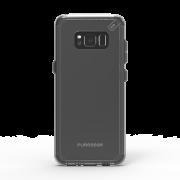 Capa de Celular Puregear Galaxy S8+ Slim Shell Pro - Transparente