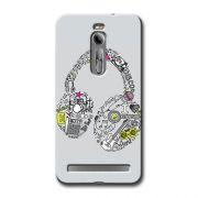 Capa Personalizada para Asus Zenfone 2 ZE551ML - MU01