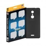 Capa TPU Premium Grafite para Alcatel A3XL - Matecki