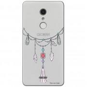 Capa Transparente Exclusiva para Alcatel A3 XL Filtro dos Sonhos  - TP304