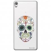 Capa Personalizada para Sony Xperia L1 5.5 G3311 Caveira Mexicana - TP240