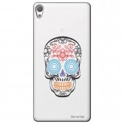 Capa Personalizada para Sony Xperia L1 5.5 G3311 Caveira Mexicana - TP241