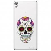 Capa Personalizada para Sony Xperia L1 5.5 G3311 Caveira Mexicana - TP242