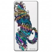 Capa Personalizada para Sony Xperia L1 5.5 G3311 Mandala - TP257