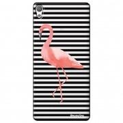 Capa Personalizada para Sony Xperia L1 5.5 G3311 Flamingo - TP317