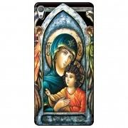 Capa Personalizada para Sony Xperia L1 5.5 G3311 Maria Mãe de Jesus - RE15