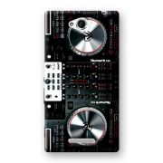 Capa Personalizada para Sony Xperia C C2304 C2305 S39H - TX55