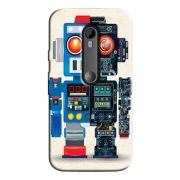 Capa Personalizada Exclusiva Motorola Moto G3 3ª Geração - BY13