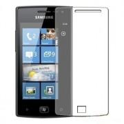 Película Protetora para Samsung I677 I8350 Omnia W - Fosca