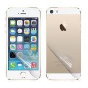 Película Protetora para Iphone 5g Frente e Verso - Fosca