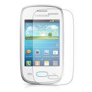 Pelicula Protetora para Samsung Galaxy Pocket Neo S5310 Transparente
