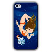 Capa Personalizada para Apple Iphone 4/4s - DE04