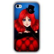 Capa Personalizada para Apple Iphone 4/4s - DE05