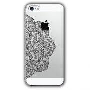 Capa Transparente Personalizada Exclusiva Apple Iphone 5/5S - TP32