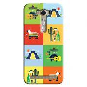 Capa Personalizada para Asus Zenfone Selfie 5.5 ZD551KL - CD26