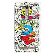 Capa Personalizada para Asus Zenfone Selfie 5.5 ZD551KL - MU15