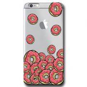 Capa Transparente Personalizada Exclusiva Apple Iphone 6/6s - TP108