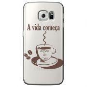Capa Personalizada para Samsung Galaxy S6 Edge G925 - TP01
