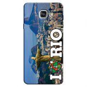 Capa Personalizada para Samsung Galaxy A7 2016 Cidade Rio de Janeiro - CD10