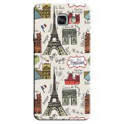 Capa Personalizada para Samsung Galaxy A7 2016 Cidade França - CD25