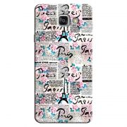 Capa Personalizada Exclusiva Samsung Galaxy A7 2016 SM-A710 Cidade Paris - CD27