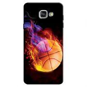 Capa Personalizada Exclusiva Samsung Galaxy A7 2016 SM-A710 Esportes Basquete - EP01