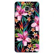 Capa Personalizada para Samsung Galaxy A7 2016 Flores - FL12