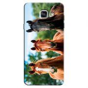 Capa Personalizada para Samsung Galaxy A7 2016 Pets Cavalos - PE32