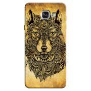 Capa Personalizada para Samsung Galaxy A7 2016 Pets Lobo Silvestre - PE81