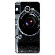 Capa Personalizada Exclusiva Samsung Galaxy A7 2016 SM-A710 Textura Câmera Fotográfica - TX51